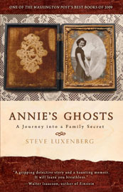 luxenberg annies ghosts